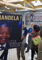 Hommage à la lutte contre l'apartheid et à Nelson Mandela - retour en images !
