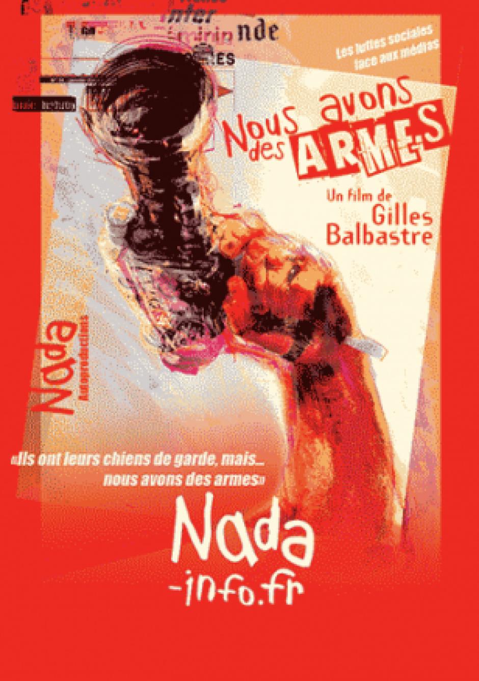 Rencontre Jeudi 16 octobre, Espace Angela Davis : Médias et résistances sociales