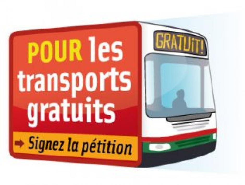 Pour la gratuité des transports sur Lille métropole