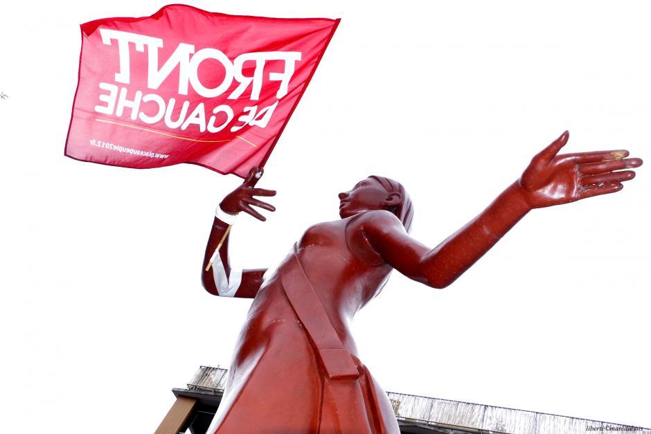 Photos de la mobilisation du 22 juin contre l'austérité et pour la 6e République