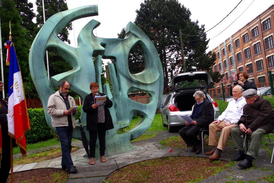 Usine de Fives-  rassemblement le 3 novembre pour la sauvegarde du mémorial des victimes du nazisme