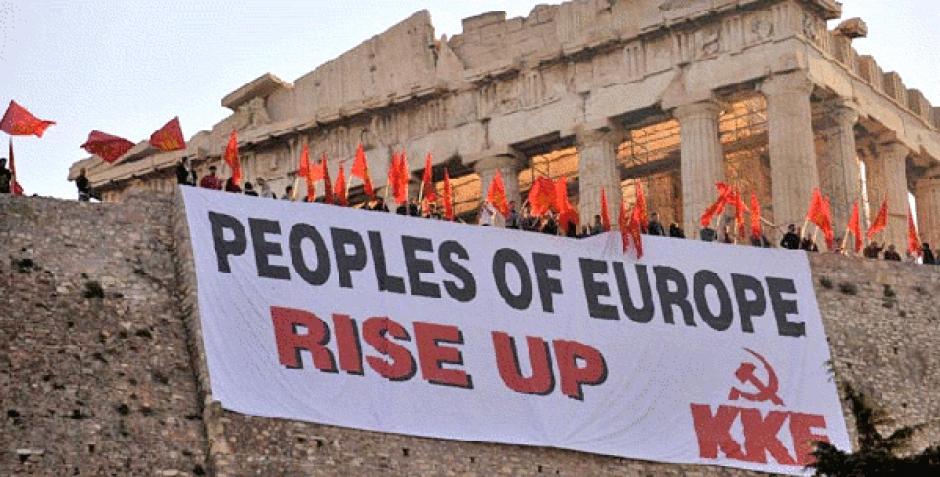 Rassemblement de soutien au peuple Grec - Vendredi 13 Février à Lille