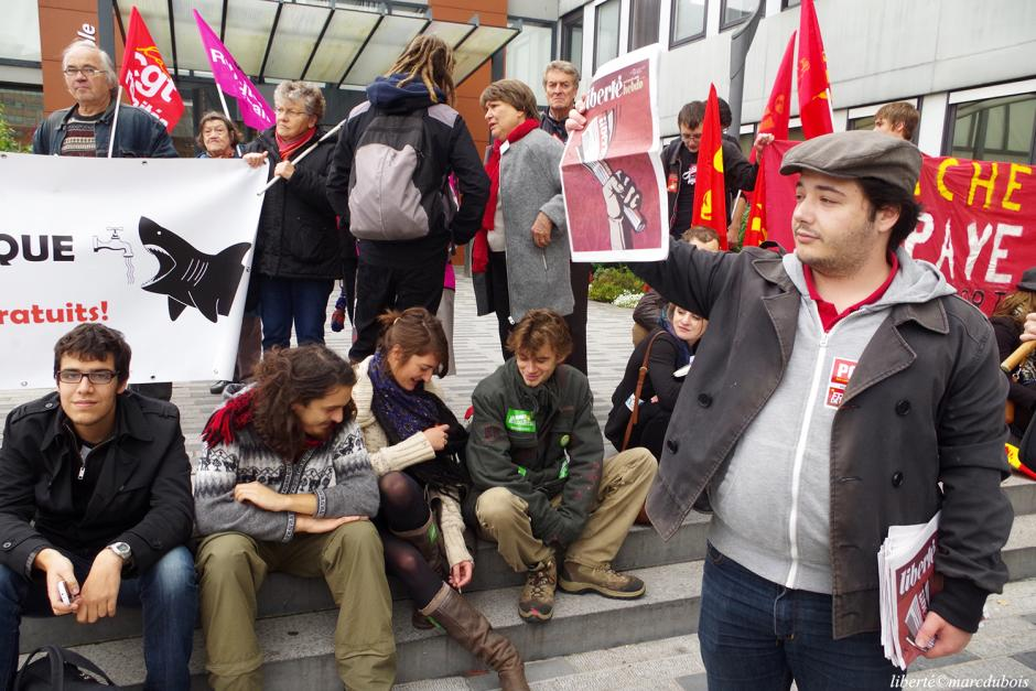 Pour une presse libre, indépendante et plurielle : NON à la disparition de Liberté Hebdo !