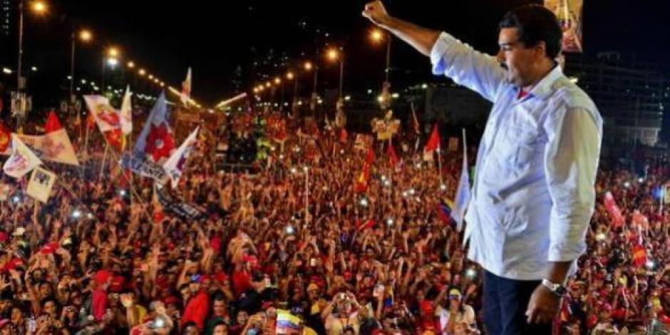 Venezuela / Élection de Maduro :