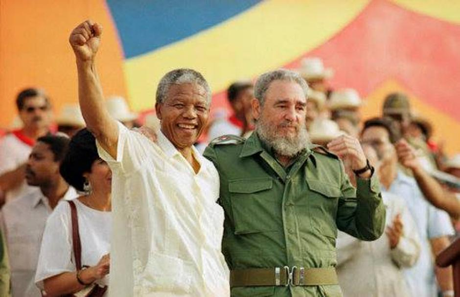 Soirée de soutien et d'hommage à Nelson Mandela Lundi 1er Juillet - Espace Liberté
