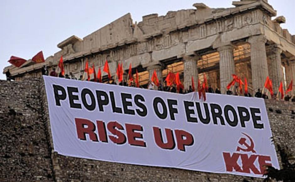 Européennes : déclaration du PCF